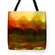 Desert Pattern 5 Tote Bag