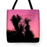 Desert Pink Tote Bag