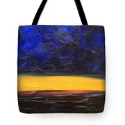 Desert Plains Tote Bag