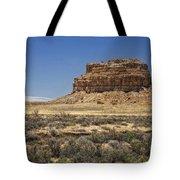 Desert Rock Formation Tote Bag