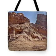 Desert Ship Tote Bag