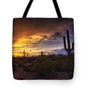 Desert Skies  Tote Bag