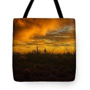 Desert Southwest Skies  Tote Bag