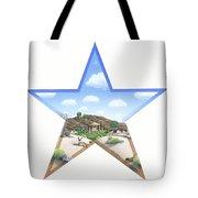 Desert Star Tote Bag