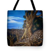 Desert Tree Tote Bag