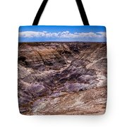 Desert Valley Tote Bag