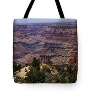 Desert View Grand Canyon Tote Bag
