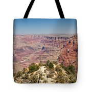 Desert View Grand Canyon National Park Tote Bag