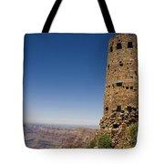 Desert View Watchtower Grand Canyon National Park Arizona Tote Bag
