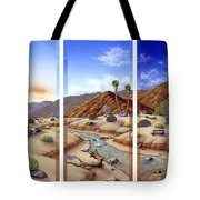 Desert Vista Large Tote Bag