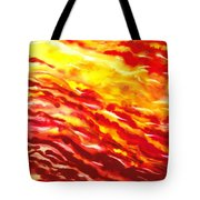 Desert Wind Abstract I Tote Bag