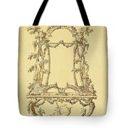 Design For A Console Table Tote Bag