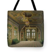 Design For A Reception Room Tote Bag