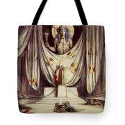 Design For Aeschylus The Eumenides Tote Bag