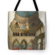 Design For The Entrance Hall Tote Bag