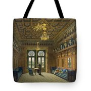 Design For The Grand Reception Room Tote Bag