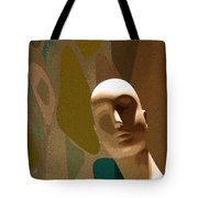 Design With Mannequin Tote Bag