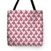 Designer Hearts Tote Bag