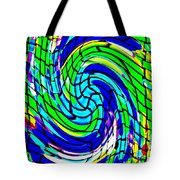 Designer Phone Case Art Colorful Rich Bold Abstracts Cell Phone Covers Carole Spandau Cbs Art 137   Tote Bag by Carole Spandau