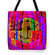 Designer Phone Case Art Colorful Rich Bold Abstracts Cell Phone Covers Carole Spandau Cbs Art 138 Tote Bag