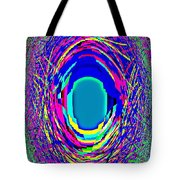 Designer Phone Case Art Colorful Rich Bold Abstracts Cell Phone Covers Carole Spandau Cbs Art 140  Tote Bag