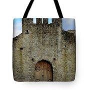 Desmond Castle Doors Tote Bag