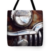 Desoto Headlight Tote Bag