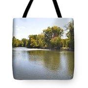 Desplaines River Tote Bag