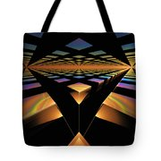 Destination Paths Tote Bag