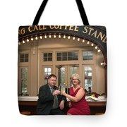 Destination Wedding-m And D-4 Tote Bag