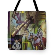 Destiny Is Waiting Tote Bag