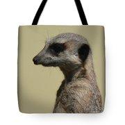 Desultory Meerkat Tote Bag