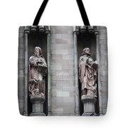 Detail First Trinity Church Tote Bag