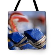 Detail From Fishing Boat Tote Bag