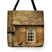 Detail Of Old House Tote Bag