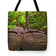 Determination Painted Tote Bag