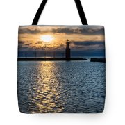Determined Presence Tote Bag