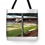 Detroit - Navin Field - Detroit Tigers - Michigan And Trumbull Avenues - 1914 Tote Bag