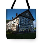 Detroit Africa Town - African Bead Museum #1 Tote Bag
