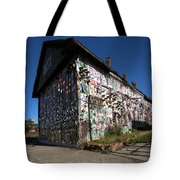 Detroit Africa Town - African Bead Museum #2 Tote Bag