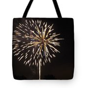 Detroit Area Fireworks -4 Tote Bag