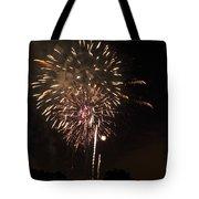 Detroit Area Fireworks -7 Tote Bag
