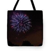 Detroit Area Fireworks -9 Tote Bag