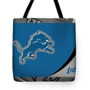 Detroit Lions Tote Bag