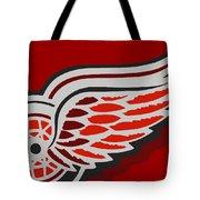 Detroit Red Wings Tote Bag