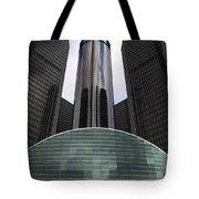 Detroit Renaissance Tote Bag