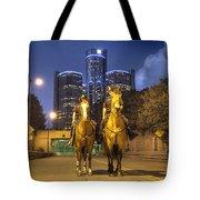 Detroit's Finest Detroit Mi Tote Bag