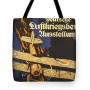 Deutsche Luftkriegsbeute Ausstellung Tote Bag