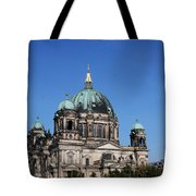 Deutscher Dom Tote Bag
