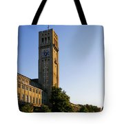Deutsches Museum Munich - Meteorological Tower Tote Bag
